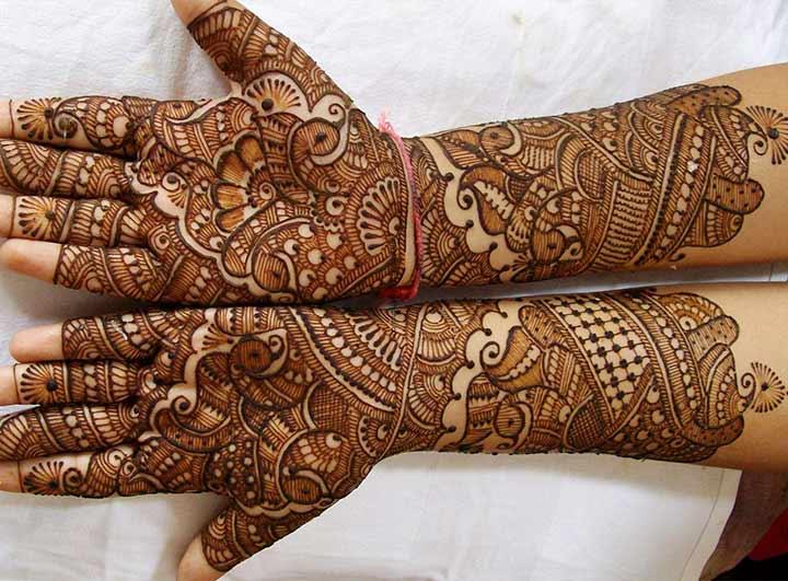 Bridal Mehndi In Bangalore : Bridal mehndi designs artist in bangalore